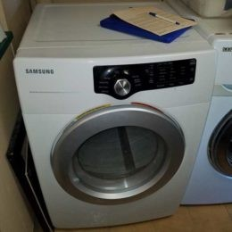 Samsung Dryer won't drying the clothes