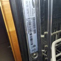 Water leakage Samsung Dishwasher