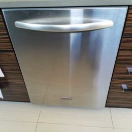 Foreign object in drain pump KitchenAid Dishwasher