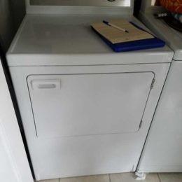 Maytag Dryer won't start