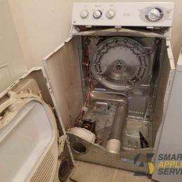 Won't heat GE Dryer