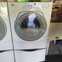 Whirlpool Dryer won't dry clothes well