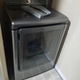 Loud squeaking noise Samsung Dryer